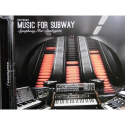 "Odyssey ""Music For Subway - Symphony For Analogues"" CD"