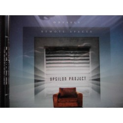 "Odyssey & Remote Spaces ""Ypsilon Project"" CD"