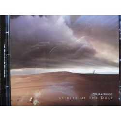 "Yarek & Friends ‎""Spirits Of The Dust"" CD"
