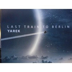 Yarek ‎– Last Train To Berlin CD