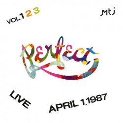 Perfect – Live April 1, 1987 vol.1,2,3