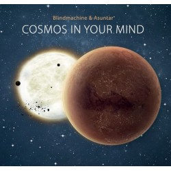 Blindmachine & Asuntar ‎– Cosmos In Your Mind CD