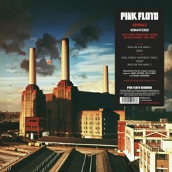 Pink Floyd ‎– Animals LP, Gat.