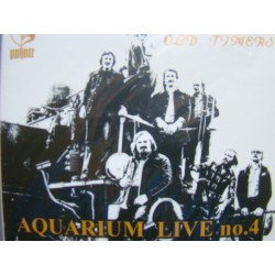 Old Timers ‎– Aquarium Live No. 4 CD, Dig.