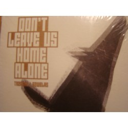 Trzaska, Szwelnik ‎– Don't Leave Us Home Alone CD