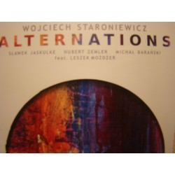 Wojciech Staroniewicz ‎– Alternations CD, Dig.