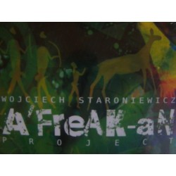 Wojciech Staroniewicz ‎– A'FreAK-aN Project CD, Dig.