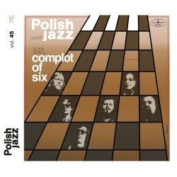 Spisek Sześciu ‎– Complot Of Six LP