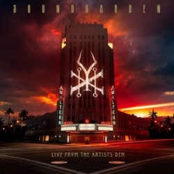 Soundgarden ‎– Live From The Artists Den 4XLP, Box Set
