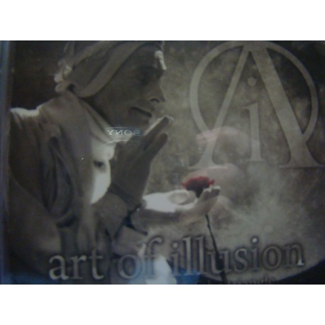 Art Of Illusion ‎– Round Square Of The Triangle CD