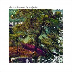 "Andymian ""In The Garden of The Rainy King"" CD"