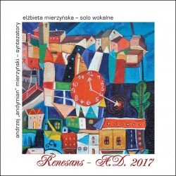 "Andymian ""Renesans – A.D. 2017"" CD"