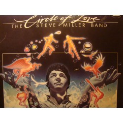 The Steve Miller Band ‎– Circle Of Love LP