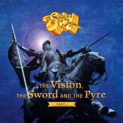 Eloy ‎– The Vision, The Sword And The Pyre - Part I 2XLP, Gat.