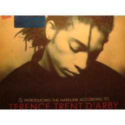 Terence Trent D'Arby ‎– Introducing The Hardline According To Terence Trent D'Arby LP