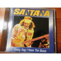 "Santana ""Every Day I Have The Blues CD"