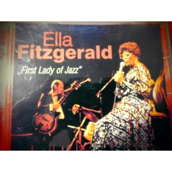 "Ella Fitzgerald ""First Lady Of Jazz"" CD"