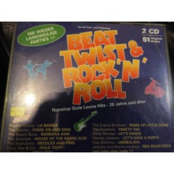 Beat, Twist & Rock`n` Roll 2xCD