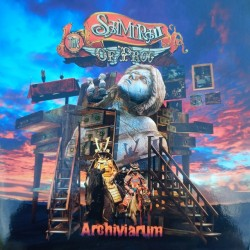 The Samurai Of Prog ‎– Archiviarum CD, Dig.