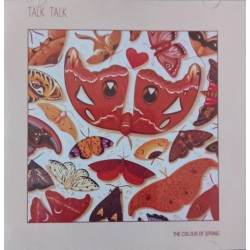 Talk Talk ‎– The Colour Of Spring CD