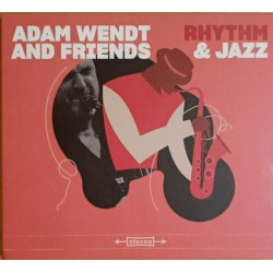 Adam Wendt And Friends ‎– Rhythm & Jazz CD, Dig