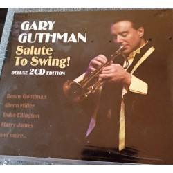 Gary Guthman - Salute To Swing! 2XCD, Dig.