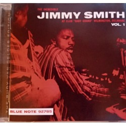 "Jimmy Smith ""Live At The Club Baby Grand, Volume 1"" CD"