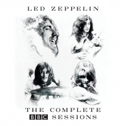Led Zeppelin ‎– The Complete BBC Sessions 5xLP, 3xCD