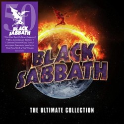Black Sabbath ‎– The Ultimate Collection (Limited 50th Anniversary Edition) 4XLP
