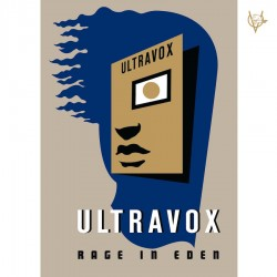 Ultravox ‎– Rage In Eden 2xCD