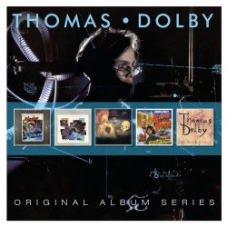 Thomas Dolby ‎– Original Album Series 5XCD Box Set