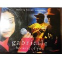 "Gabrielle ""Because Of You"" CD EP"