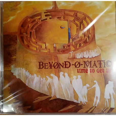 Beyond-O-Matic – Time To Get Up CD