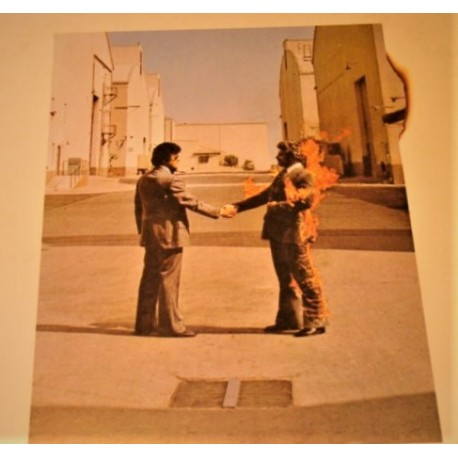 Pink Floyd ‎– Wish You Were Here CD