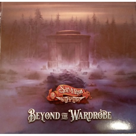 Samurai Of Prog - Beyond The Wardrobe CD, Dig.