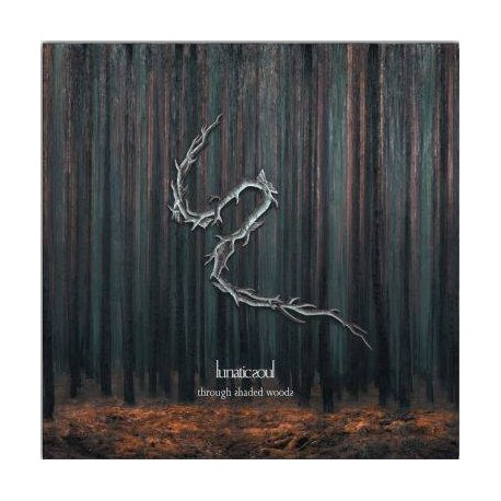 Lunatic Soul ‎– Through Shaded Woods CD