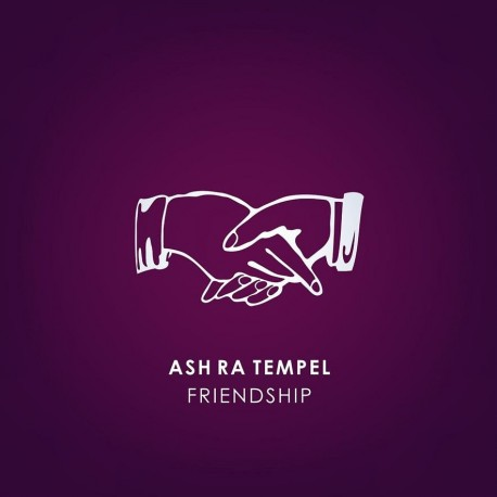 Ash Ra Tempel ‎– Friendship CD, Dig.