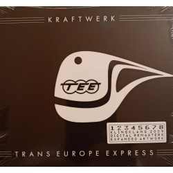 Kraftwerk ‎– Trans Europe Express CD
