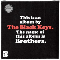 The Black Keys ‎– Brothers 2XLP