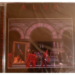 Rush ‎– Moving Pictures CD