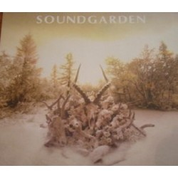 Soundgarden ‎– King Animal 2XLP, Gat.