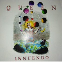 Queen ‎– Innuendo CD