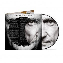 Phil Collins ‎– Face Value LP Pict.