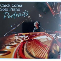 Chick Corea ‎– Chick Corea Solo Piano - Portraits 2XCD