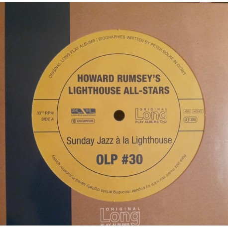 Howard Rumsey's Lighthouse All-Stars ‎– Sunday Jazz A La Lighthouse CD Dig.