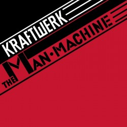 Kraftwerk ‎– The Man Machine LP