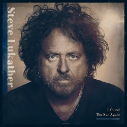 Steve Lukather ‎– I Found The Sun Again CD