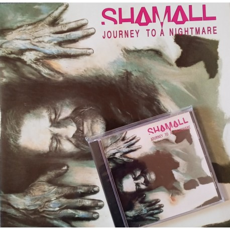 Shamall ‎– Journey To A Nightmare Zestaw LP+CD