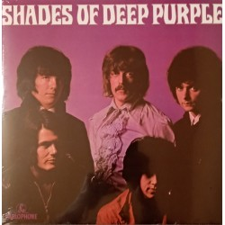 Deep Purple ‎– Shades Of Deep Purple LP
