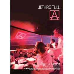 Jethro Tull ‎– A (A La Mode) 3xCD, 3xDVD Box Set